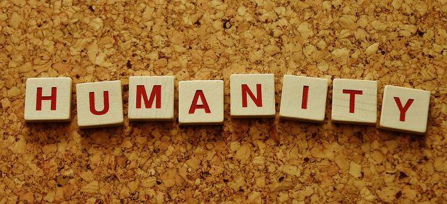 Menschlichkeit für alle.