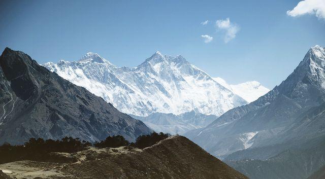 Szechuan-Pfeffer wird hauptsächlich in der Himalaya-Region angebaut.