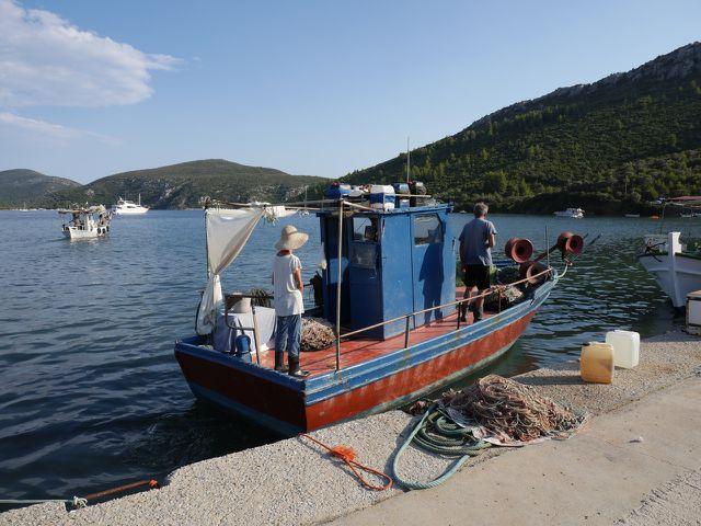 Leeres Mittelmeer durch Überfischung: Kleine Fischer sind besonders betroffen