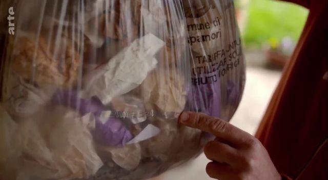 Null Müll: Ein Mikrochip erfasst, wie viel Müll im Haushalt anfällt.