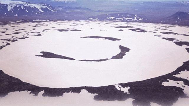 Gletscher, Island, Gedenktafel, Klimawandel
