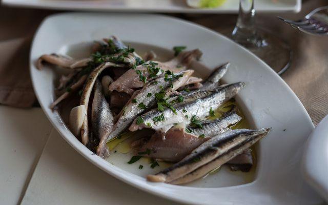 Fisch Fischgericht