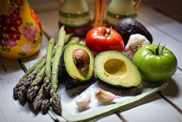 Gesunde Ernährung hilft bei schwindel