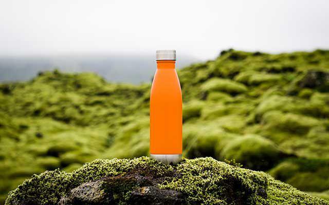 Gel sparen Alltag tipps trinkflasche