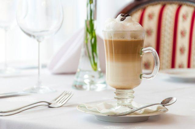 Achte bei Latte Macchiato auf Qualität und Nachhaltigkeit der Zutaten.