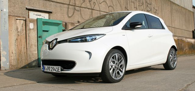 Renault Zoe im Test
