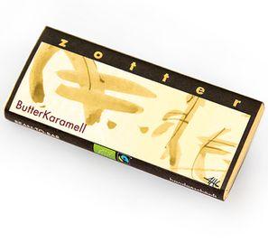 Bestenliste Fair Trade Schokoladen Zotter