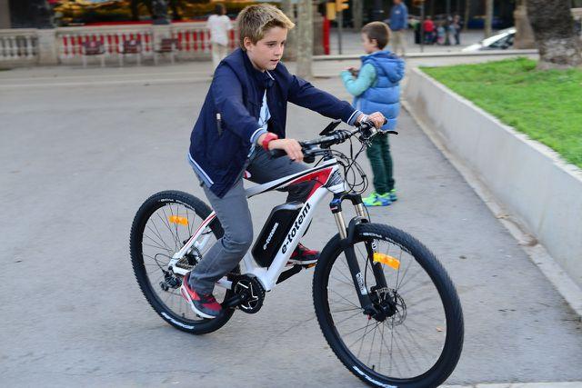 Ebike-abo hat auch E-bikes für Kinder.