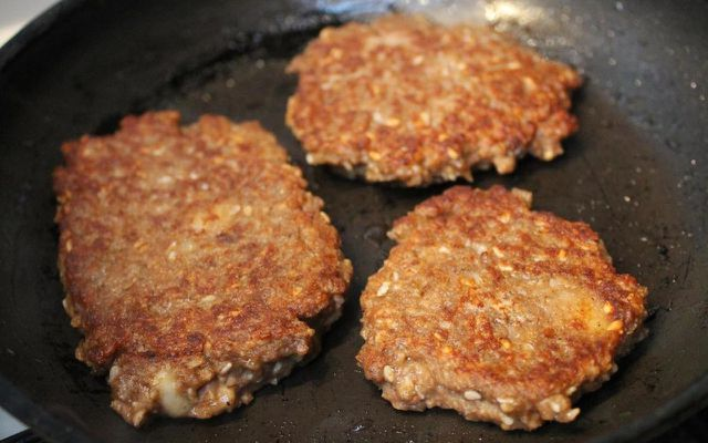 Easy oatmeal cookies recipe homemade pan fry
