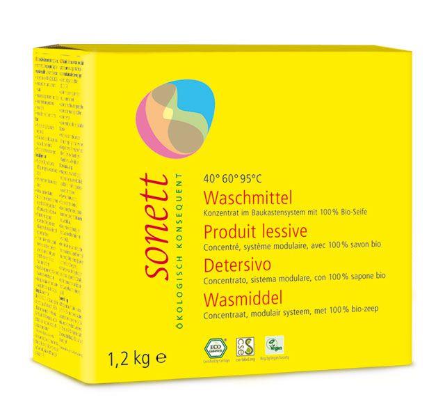 sonett waschpulver waschmittel konzentrat