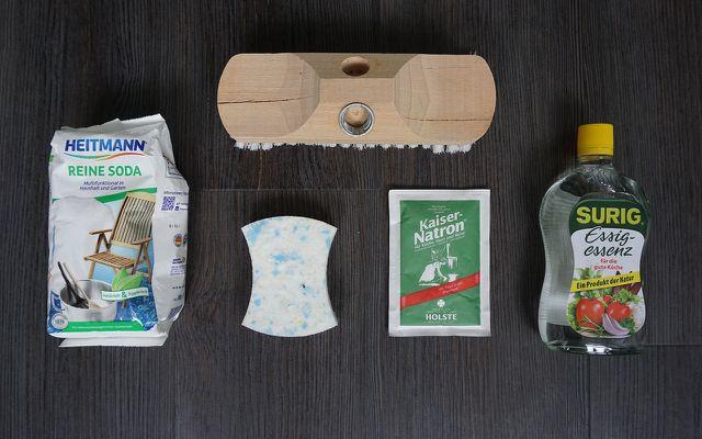 Hausmittel - Reinigungsmittel