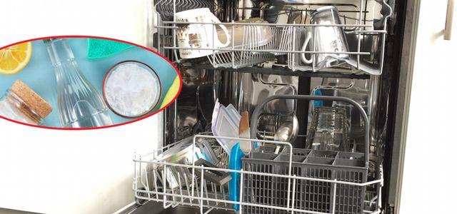 Spülmaschine Reinigen Hausmittel Statt Chemiekeule Utopiade
