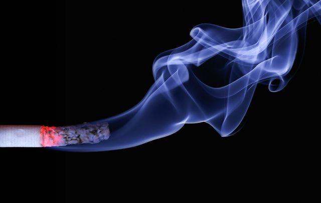Die Verbrennungsprodukte von Guarkernmehl in Zigaretten sind sehr giftig.