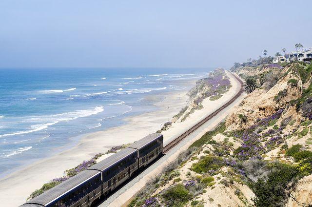 Coastal Starlight - an Amtrak favorite.