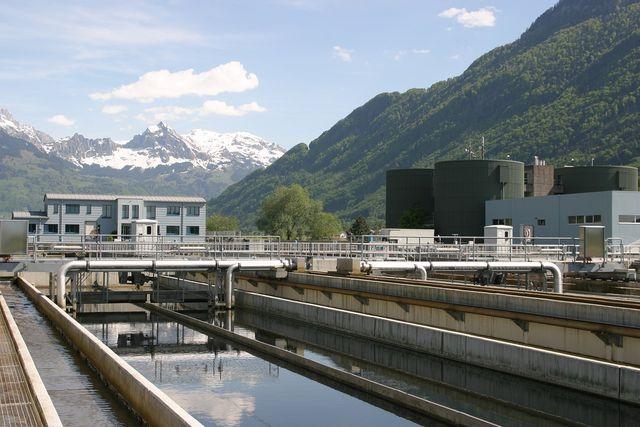 Die Pumpen der Kläranlagen können durch Toilettenpapierersatz im Abwasser verstopfen.