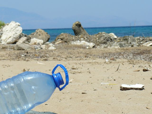 Plastikmüll wird auch ein Merkmal des Anthropozän sein.