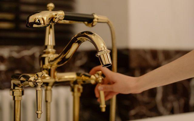 best way to clean brass