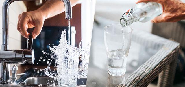 Leitungswasser-trinken