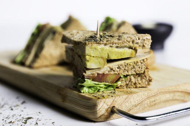 Vegane Pausenbrote für Schule oder Uni sind schnell gemacht.