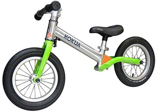 Auch das Laufrad von Kokua konnte bei Öko-Test überzeugen, besteht aber im Gegensatz zu anderen Laufrädern leider aus Aluminium.