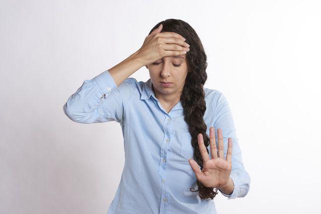Entzugserscheingungen können bei der Kur auftreten.