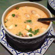 Kokosmilch ist Bestandteil vieler asiatischer Rezepte - wie z.B. dem Thai-Curry.