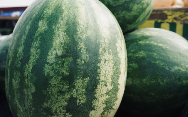 Buy organic watermelons