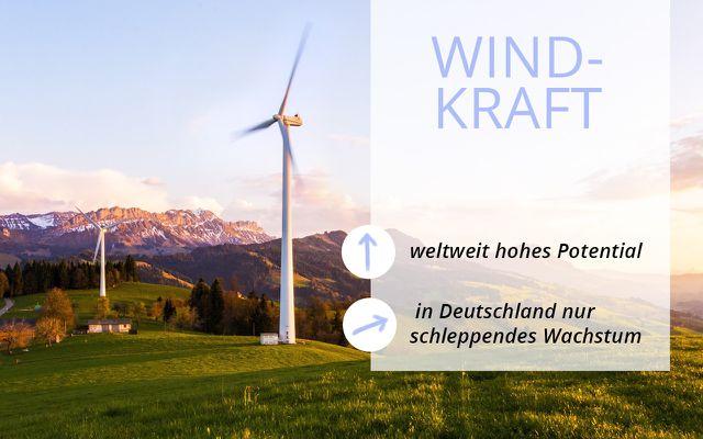 Regenerative Energien - Windkraft