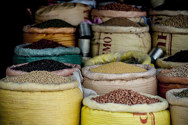 Hülsenfrüchte liefern wertvolle, pflanzliche Proteine.