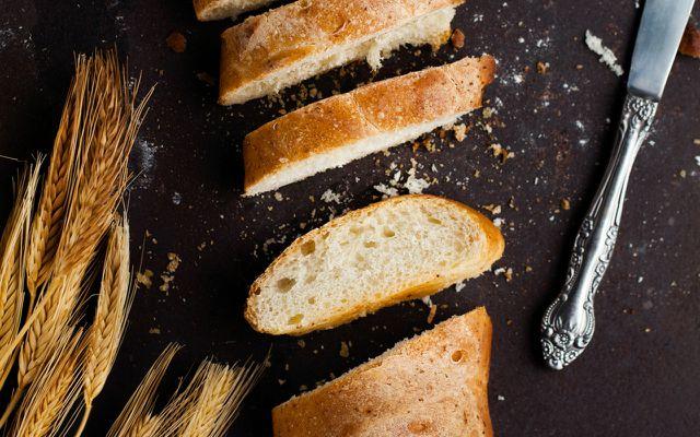 Bread Dough Gluten