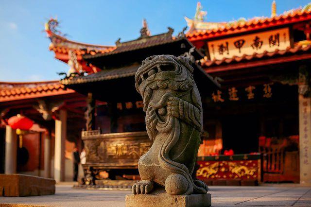 Das Wu-Wei-Prinzip hat seinen Ursprung im alten China.