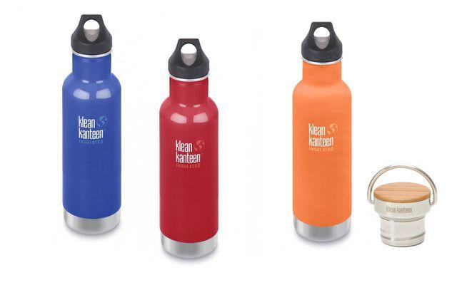 Klean-Kanteen Thermosflaschen