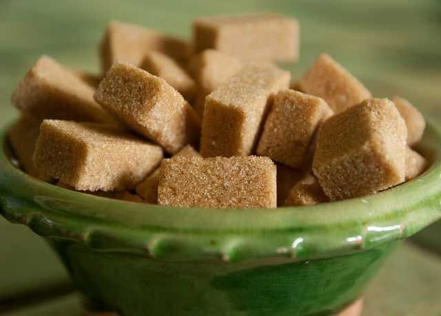 The devil is in the details. Try checking the label of your brown sugar packet to see if it contains bone char.