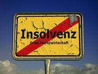 GmbHs gehen häufiger insolvent als Genossenschaften.