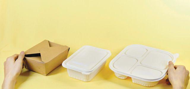 Klimabelastung von Verpackungsmaterialien
