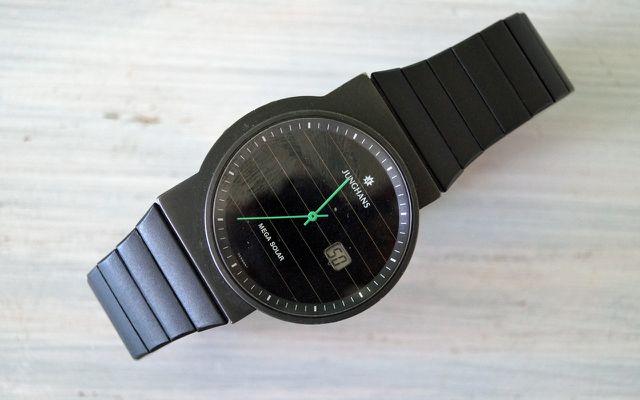 Dinge, die ewig halten: Uhren