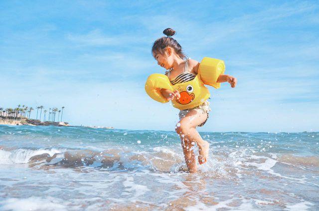 Sonnenschutz für Kinder und Babys im Test