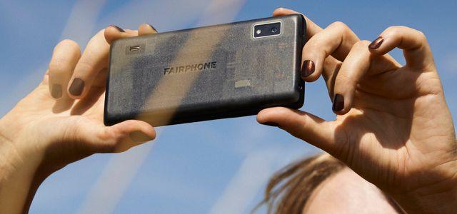 Fairphone 2: Kamera nur mau