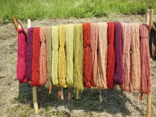 Wolle aus Leinen hat viele Vorteile und ist besonders umweltschonend.