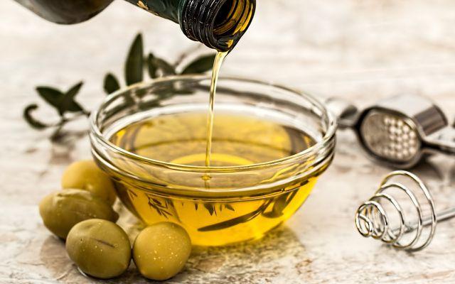 Haarkur mit Olivenöl