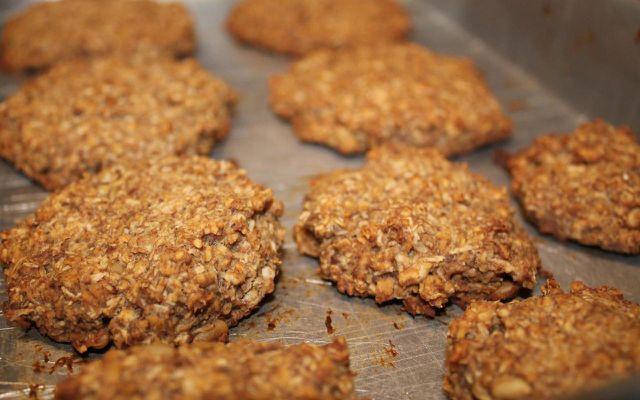 Homemade oatmeal cookies vegan recipes made