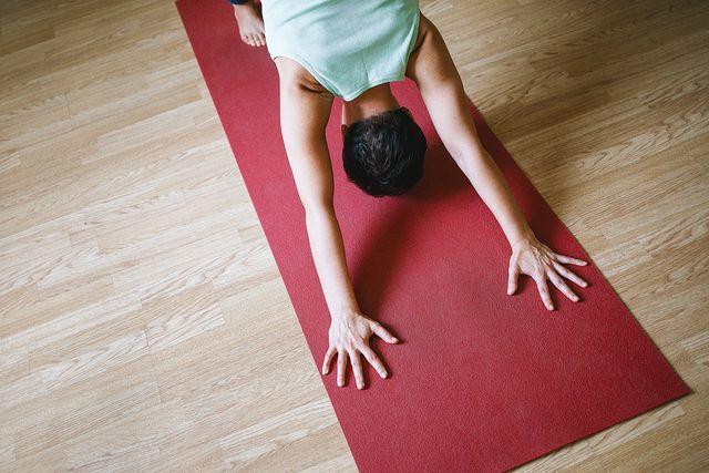 Nachhaltige Yogamatten geben dir den richtigen Halt und sind schadstofffrei.