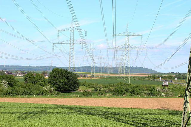 Die Energiewende braucht moderne Stromnetze