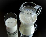 Die Milch für das Rezept sollte möglichst naturbelassen sein.