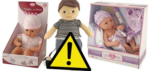 öko Test 11 Von 18 Puppen Dürften Gar Nicht Verkauft Werden Utopiade