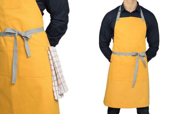 Küchenzubehör nachhaltig Küchenschürze Kaya & Kato