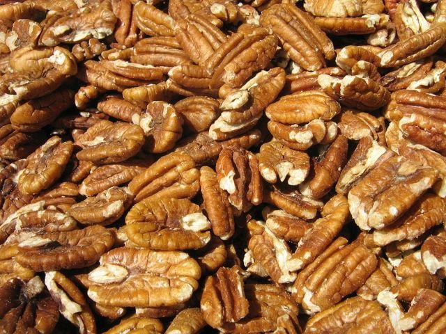 Pekannüsse sind gesund und in den USA sehr beliebt. In Europa sind sie dagegen noch nicht so bekannt.