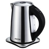 Nützlich oder Energieverschwendung? Ein Wasserkocher mit Warmhaltefunktion.