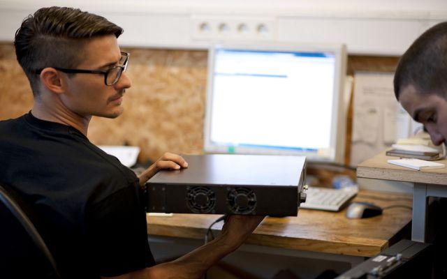 Refurbished Notebooks: IT-Arbeiten bei AfB.