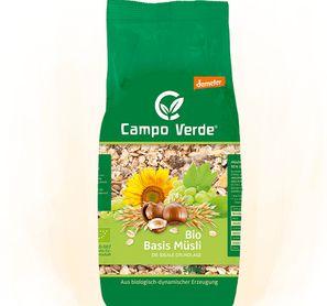 Campo Verde Basismüsli